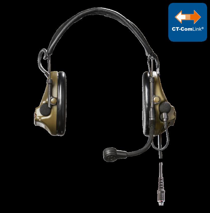 3M Peltor Comtac XPi Stereo Headset