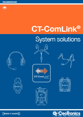 CT-ComLink® System solutions