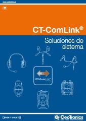CT-ComLink® Soluciones de sistema