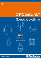 CT-ComLink® Solutions système