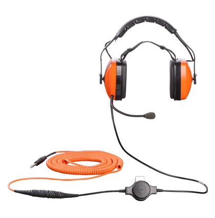 CT-GroundCom Headset
