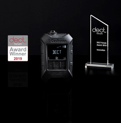 CT-DECT Award Winner 2019: CT-DECT Multi von CeoTronics